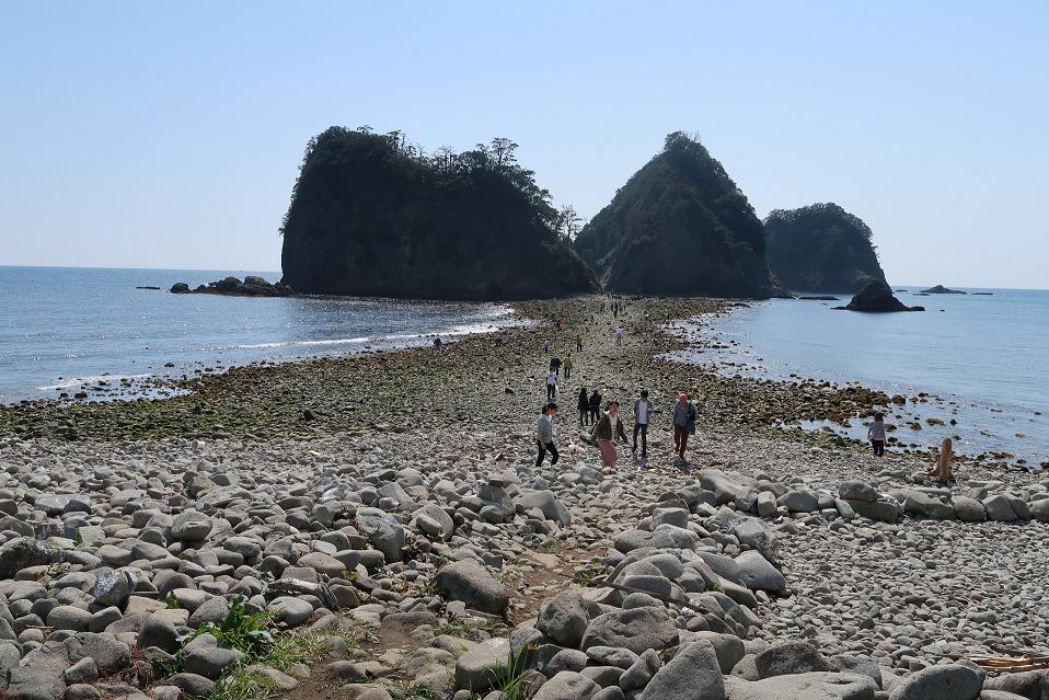 トンボロin堂ヶ島