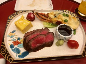 夕食~焼き物