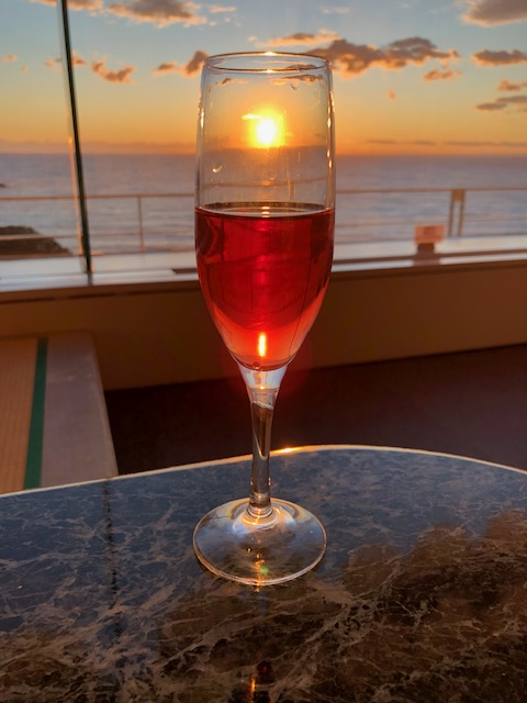 サンセットワイン
